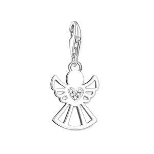 Thomas Sabo Charm-Anhänger Engel mit Herz DC0029-725-14
