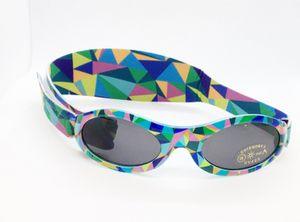Banz baby-Sonnenbrille 0-2 Jahre Kaleidoskop mehrfarbig