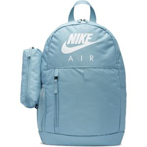 Nike Elemental Graphic Cerulean / White One Size