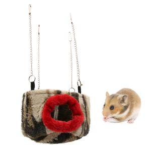 1 Stück Hamster Hängematte , Buntes S wie beschrieben + wie beschrieben