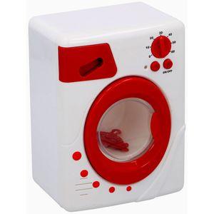 Waschmaschine elektrisch Kinderwaschmaschine mit Licht + Ton von Eddy Toys