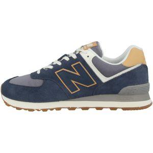 New Balance Sneaker low blau 47,5