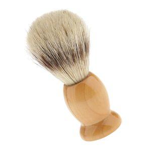 Professioneller Rasierpinsel, Friseurpinsel Zuhause Salon Shaving Brush als bild zeigen
