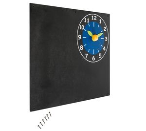 KBT Kinderspielhaus Zubehör Tafel schwarz Kreidetafel für Spielgerät Spielturm