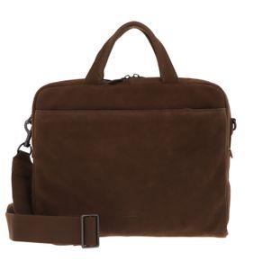 Marc O'Polo Raiko Business Bag M Spice Brown