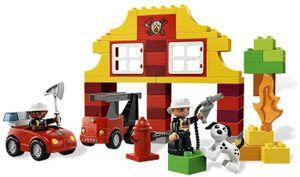 Lego 6138 Duplo - Meine erste Feuerwehrstation