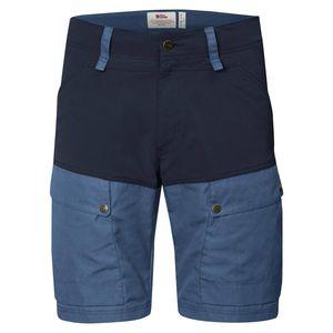 FjällRäven Keb Shorts M, Size:46, Color:Dark Navy-Uncle Blue (555-520)