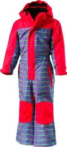 McKINLEY KK-Overall Tiger PINK/TURQUOISE/AOP 98