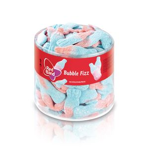 Red Band Bubble Fizz 100 Stück, 1000g