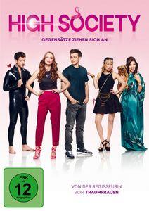 High Society - Gegensätze ziehen...(DVD) sich an,  Min: DD5.1WS