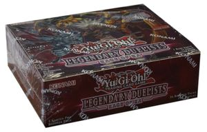 Yu-Gi-Oh! Legendary Duelists 'Rage of Ra' Booster Pack deutsch unlimited Edition (36er Display)
