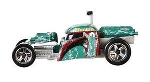 Hot Wheels Star Wars Fahrzeug Boba Fett - Star Wars Fahrzeug 1 : 64 - Hotwheels