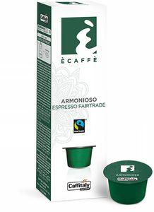 CAFFITALY Armonioso Espresso Fairtrade (Cafissimo kompatibel)