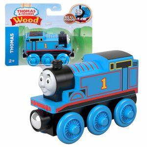 Thomas | Mattel GGG29 | Holzeisenbahn Lokomotive | Thomas & seine Freunde