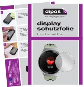 Schutzfolie für Huawei Watch GT 2e Display Folie klar Displayschutzfolie
