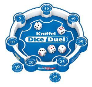 Schmidt Spiele Familienspiel Würfelspiel Kniffel Dice Duel 49353