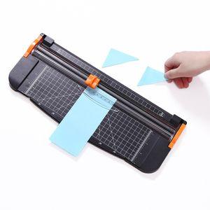 A4 Kunststoff-Basispapierschneider Papierschneider Papierschneider