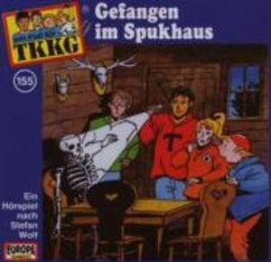 Tkkg 155-155/Gefangen im Spukhaus
