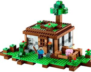 LEGO® Minecraft The First Night