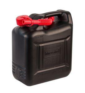 "HÜNERSDORFF Benzinkanister ""COMPACT"", 10Liter, E10 geei"