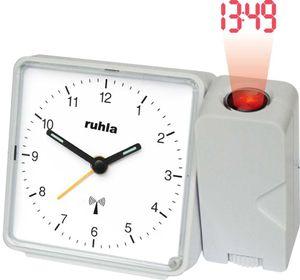 Garde' Ruhla Uhren aus Ruhla ruhla analoger Funkwecker RC 505-2 Projektion