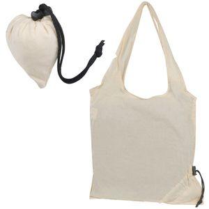 Einkaufstasche zum zusammenfalten / Baumwolltasche