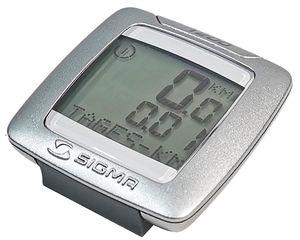 Funk Fahrradcomputer Sigma BC1200 Plus Fahrradtacho Tachometer Geschwindigkeit kabellos