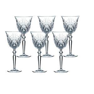 Nachtmann Vorteilsset 6 x  1 Glas/Stck Rotweinkelch 520/1 Palais  92951 und Gratis 1 x Trinitae Körperpflegeprodukt