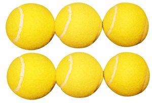 Charlsten Tennisbälle 6 Stück im Set