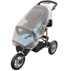 Reer Mückenschutz für Jogger + Zwillingswagen