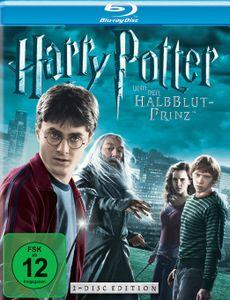 Harry Potter und der Halbblutprinz (2 Discs)