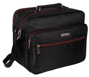 Bag Street Arbeitstasche Umhängetasche Messenger Flugbegleiter Herrentasche T0121
