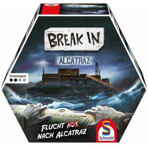 Schmidt Spiele Familienspiel Break In Alcatraz 49381