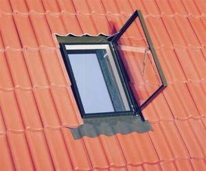 Dachausstieg Dachfenster Versa PLUS 47x73 73x47