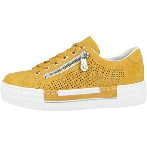 Rieker Sneaker low gelb 40