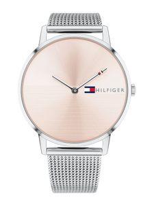 Tommy Hilfiger 1781970 ALEX Uhr Damenuhr Edelstahl Silber