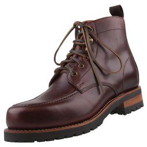 Sendra Herren Stiefel 14780 Braun, Schuhgröße:EUR 43