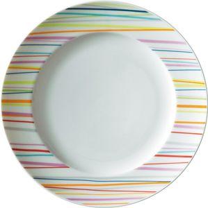 Thomas Vorteilsset 12 x  Sunny Day Sunny Stripes Frühst.Teller 22 cm 10850-408715-10222 und Gratis 1 Trinitae Körperpflegeprodukt