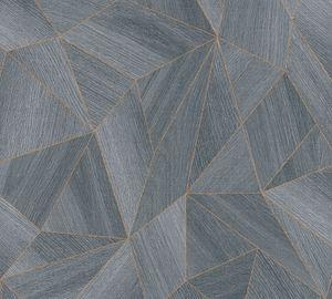 Livingwalls Vliestapete Daniel Hechter 5 Tapete grau schwarz 10,05 m x 0,53 m 361333 36133-3