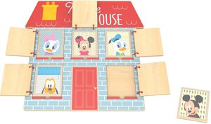 Disney Mickey & Freunde Hide&Seek Lern Spielzeug