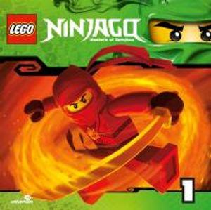Lego: Ninjago - Das Jahr der Schlangen (CD 1)