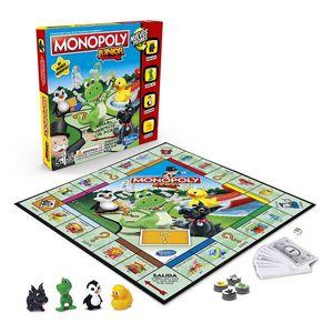 Monopoly Junior Hasbro - spanische Version