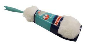 Leifheit Staubwedel Duster XL mit antistatischen Mikrofasern gegen Staub Wedel