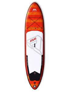 """Aqua Marina 12'0"""" Atlas inflatable SUP + Paddel"""