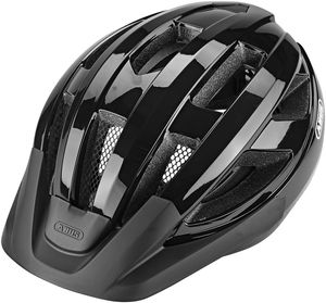 ABUS Macator Helm velvet black Kopfumfang M | 52-58cm