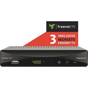 DigitalBox IMPERIAL T2 IR, AAC,AAC HE,M4A,MP3,OGG,WAV, AVI,FLV,M2TS,MOV,MP4,MPG,TRP,TS,VOB,WMV, BMP,JPEG XR,PNG, DVB-T,DVB-T2, 8 W, 0,5 W