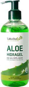 Tabaibaloe Aloe Vera Feuchtigkeitsgel 300ml