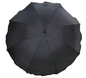 HEITMANN Sonnenschirm Premium, schwarz