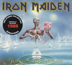 Iron Maiden - Seventh Son Of A Seventh Son (2015 Remaster) -   - (CD / Titel: Q-Z)