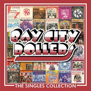Cherry Red Records Bay City Rollers: The Singles Collection, 3CD Boxset, Pop, CD, Bay City Rollers, Physische Medien, Adult, June 28, 2019